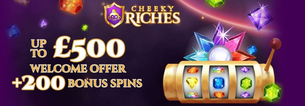 cheeky riches bonus