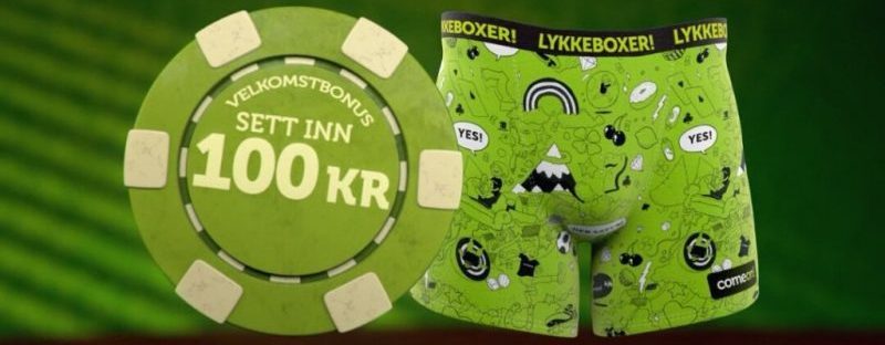 ComeOn Lykkeboxer