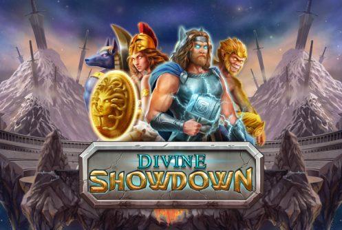 Divine Showdown Logo Play N Go