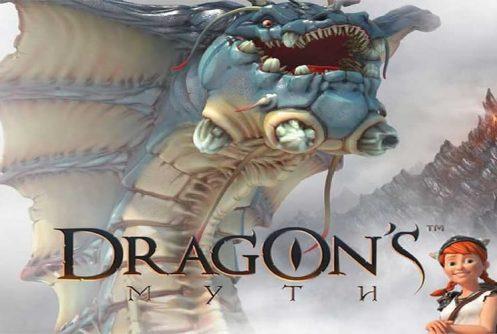 Dragon's Myth logo
