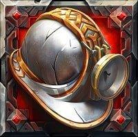 Dwarf Mine hjelm