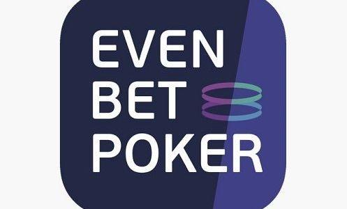EvenBet med kryptovaluta for poker!