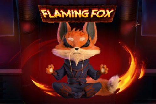 flaming fox spilleautomat