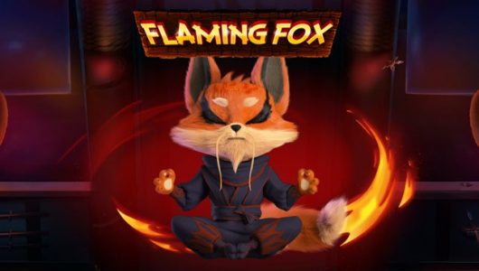 flaming fox spilleautomat