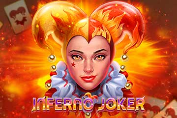 Inferno Joker Slot Logo