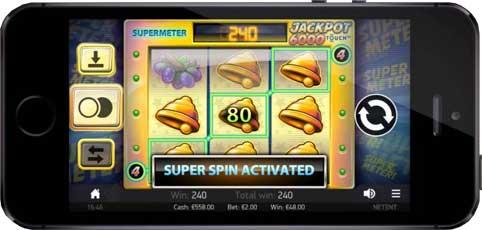 Casino spill på mobil