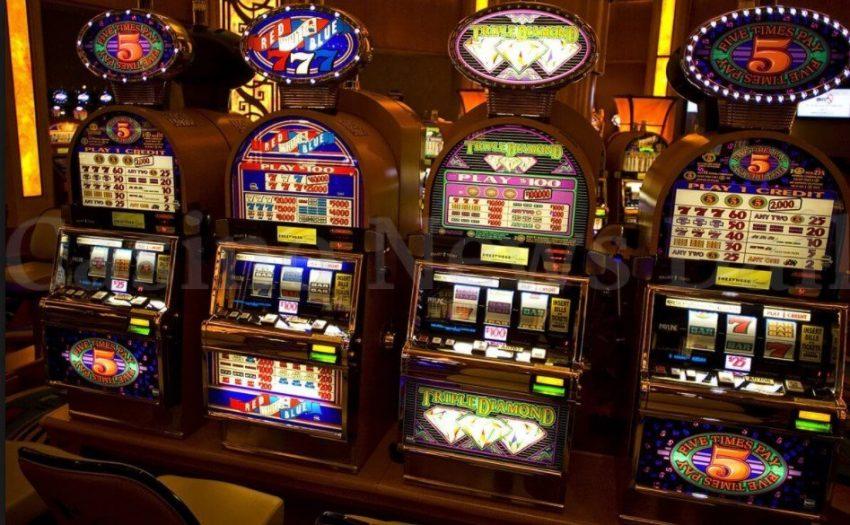 klassiske spilleautomater