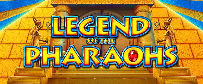 legend of the pharaos SG barcrest logo
