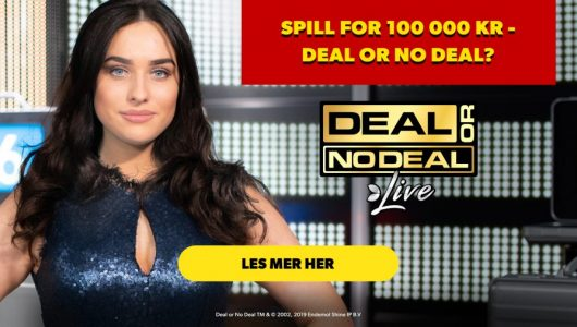deal or no deal promo bilde