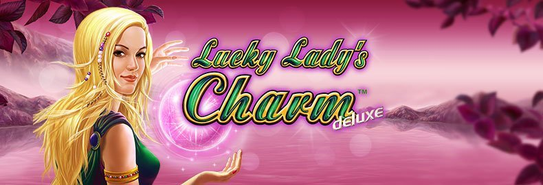 Lucky lady banner