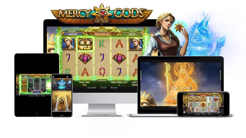 mercy of the gods devices