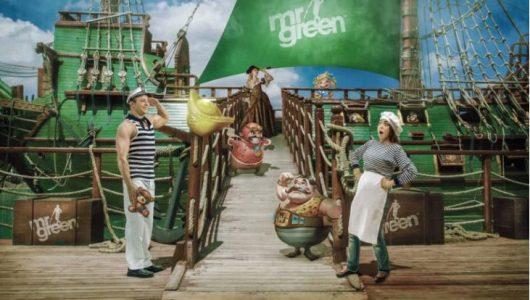 mr green piratkampanje