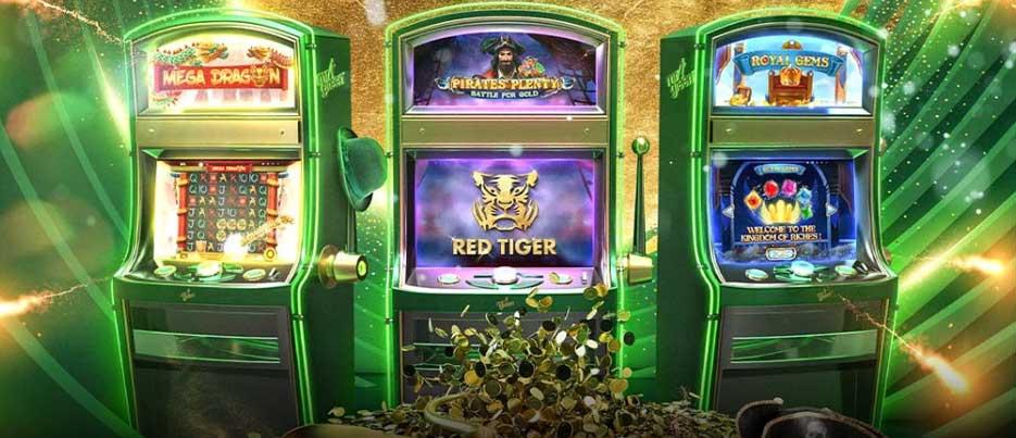 Mr Green spilleautomater