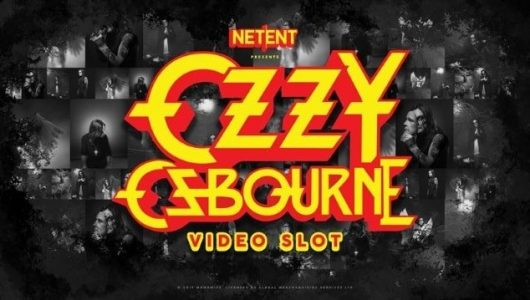 NetEnt Ozzy Osbourne