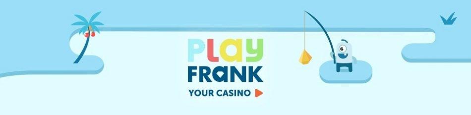 Nye tilbud hos PlayFrank Casino!