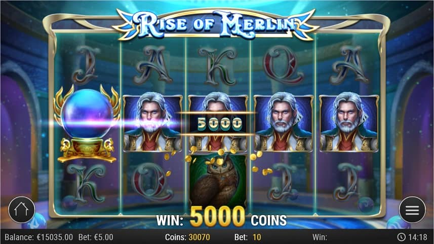 rise of merlin screenshot 2