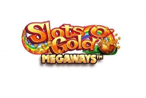 slots o gold megaways logo