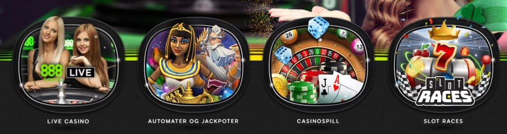 spill 888 casino