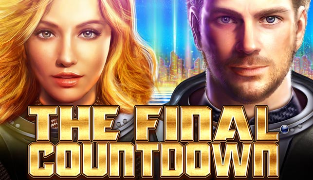 The Final Countdown logo
