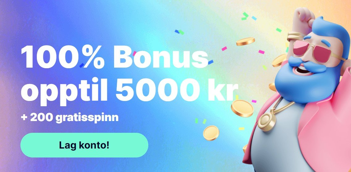 velkomstbonus casino friday