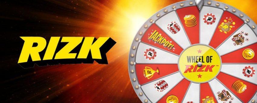 Wheel of Rizk Banner