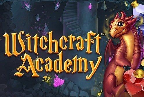 Witchcraft Academy Spilleautomat